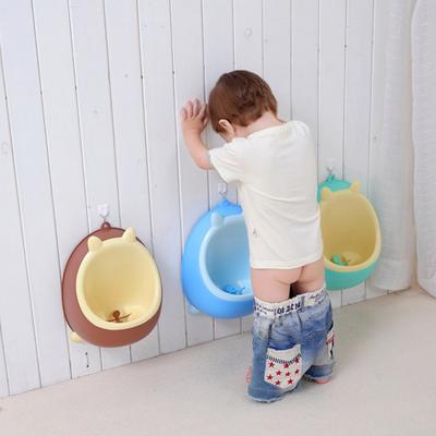 男孩宝宝尿盆小孩子尿壶如厕尿尿训练神器尿壶站立挂墙式厕所便斗