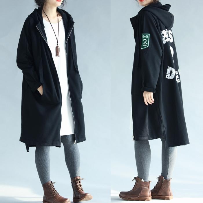 微胖女装大码秋装外套女胖mm冬季显瘦200斤韩版宽松加绒加厚卫衣