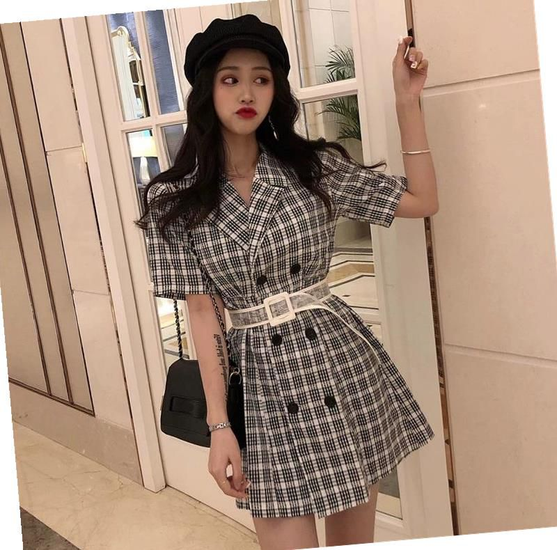 桔梗法式连衣裙小个子显瘦显高学生甜美超仙女复古森系智熏裙夏季79.00元包邮