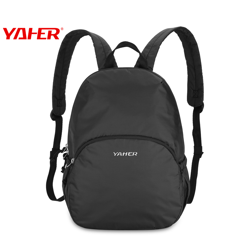 Sports backpack mens and womens backpack outdoor mountaineering super light skin Bag Mini mummy childrens travel bag