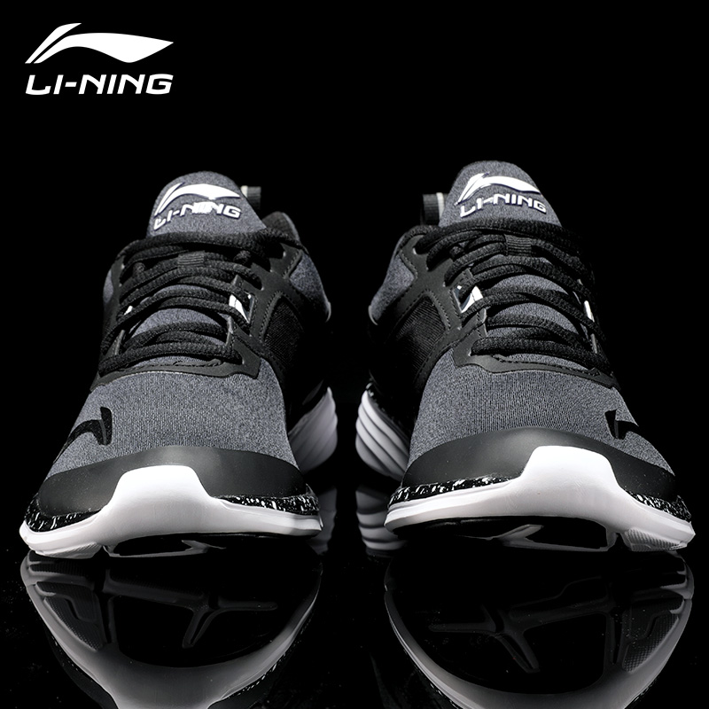 Li Ning men's shoes new tide shoes ultra light shock swear shoes spring teen casual shoes running shoes light sports shoes