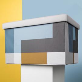 沙发凳子长方形收纳凳子家用时尚可收纳储物凳子收纳柜可坐收纳箱