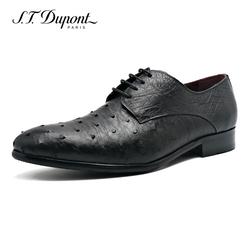 S.T. Dupont/都彭【调】男商务正装鸵鸟皮轻奢皮鞋系带 L23133514