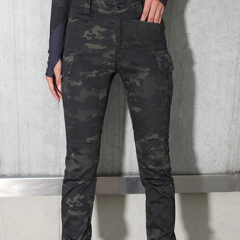 Warchief / chieftain scorpion camouflage womens pants slim Leggings military fans womens tactical pants