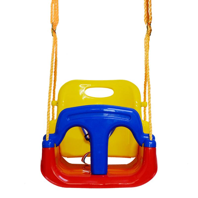童樂寶貝兒童秋千嬰兒幼兒玩具室內吊椅寶寶座椅戶外室外四合一