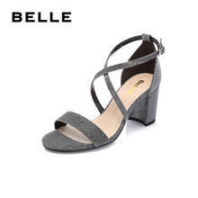Belle sandal mall same thick high heels with women's shoes bpfe6bl8
