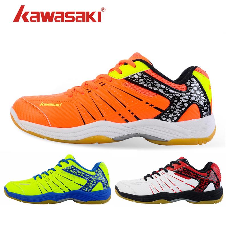 特价正品川崎羽毛球鞋男女鞋专业防滑减震运动鞋超轻透气耐磨训练