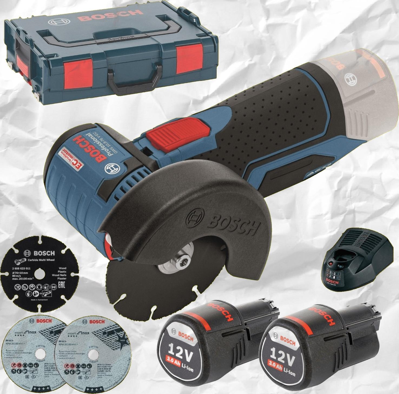 德国代购bosch专业充电无刷角磨机