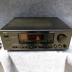 旧的原装安桥TX-SV636功放机大功率410瓦5.1家用音响家庭影院进口
