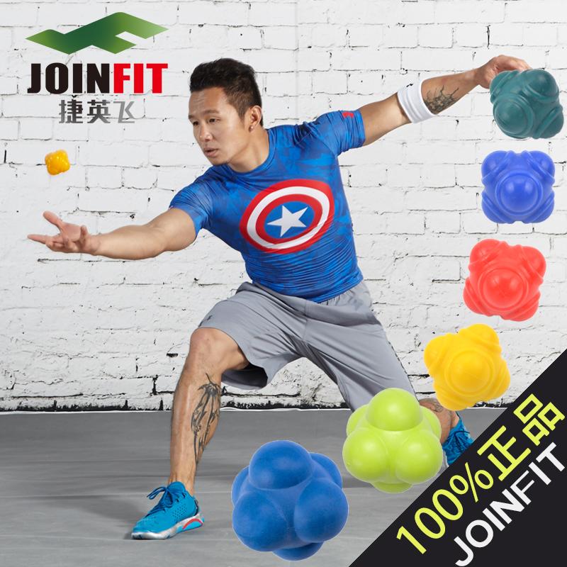 JOINFIT шестиугольник мяч реакция мяч теннис настольный теннис бадминтон изменение для мяч умный победа подготовки мяч дух умный мяч