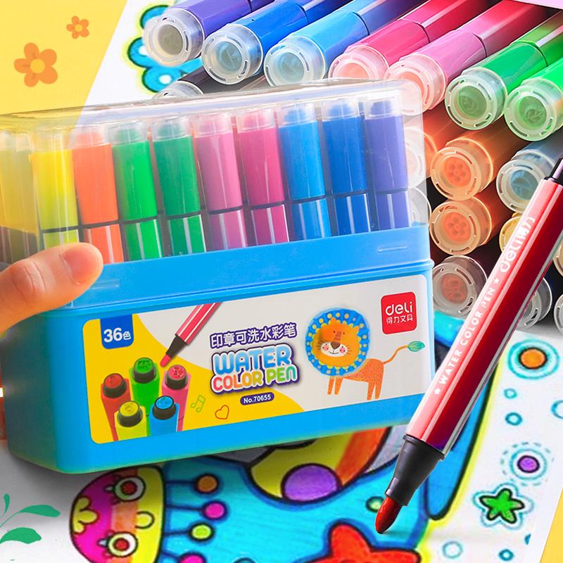 Фломастеры / Цветные ручки Артикул 523865618369