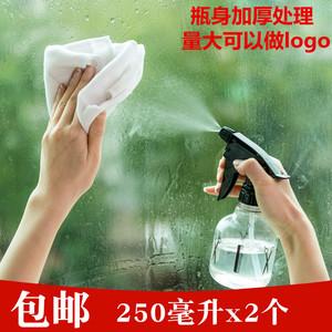 家用喷雾瓶理发店喷壶喷水壶专用美发喷头浇花细雾塑料小喷壶批发