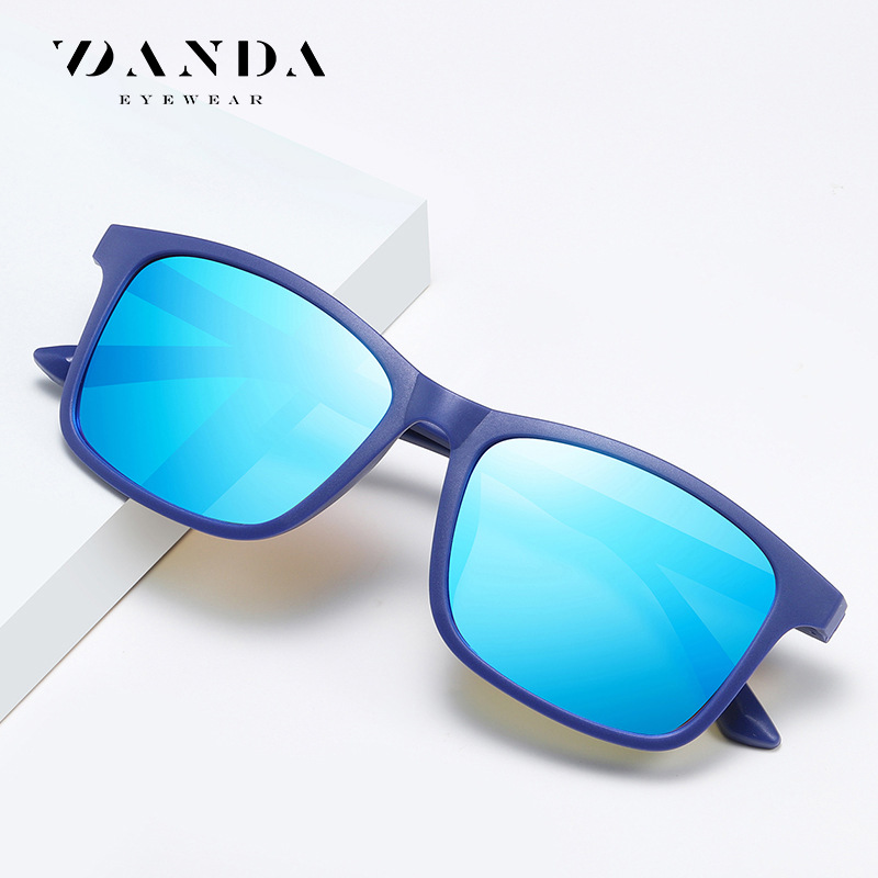 Sunglasses mens fashion net red high definition polarized driving Fishing Sunglasses anti ultraviolet 2020 fashionable new style