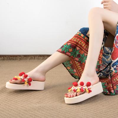 波西米亚拖鞋性价比高评测怎么样