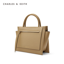 Charles & keith2019 new winter product ck2-50150877 large capacity single shoulder wing bag for women