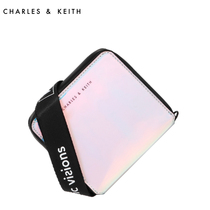 Charles&keith Short wallet CK6-10770292 modern mini multifunctional Lady wallet