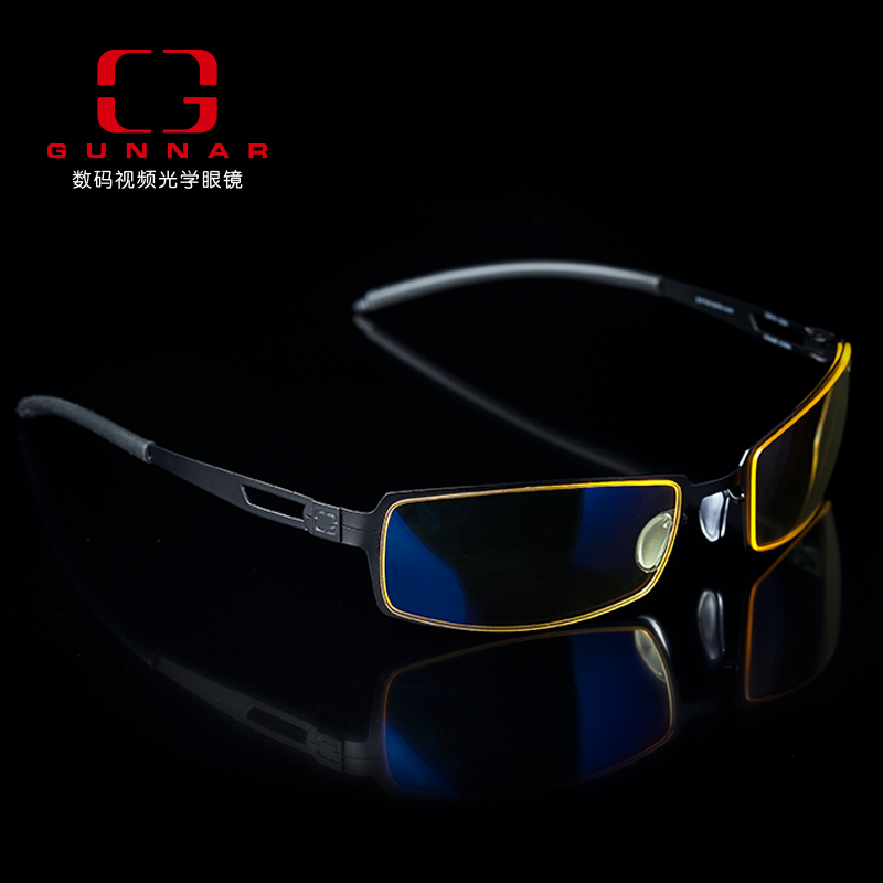 gunnar防蓝光眼镜电脑护目近视眼镜抗疲劳防辐射眼镜男女款rocket