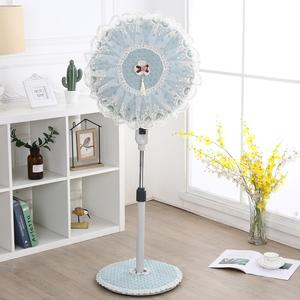 风扇罩防尘罩落地式家用全包电风扇罩子防尘罩圆形风扇套落地扇罩