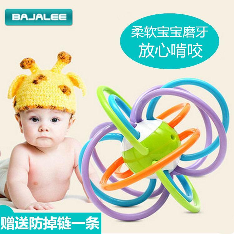 Игрушки для прорезывания зубов / Детские зубные щетки Артикул 550365229787