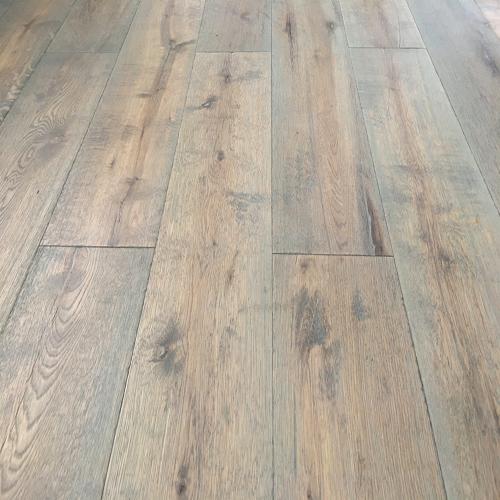SunRettia出口欧美厂家直销橡木三层实木地板可地热环保E0级BF01