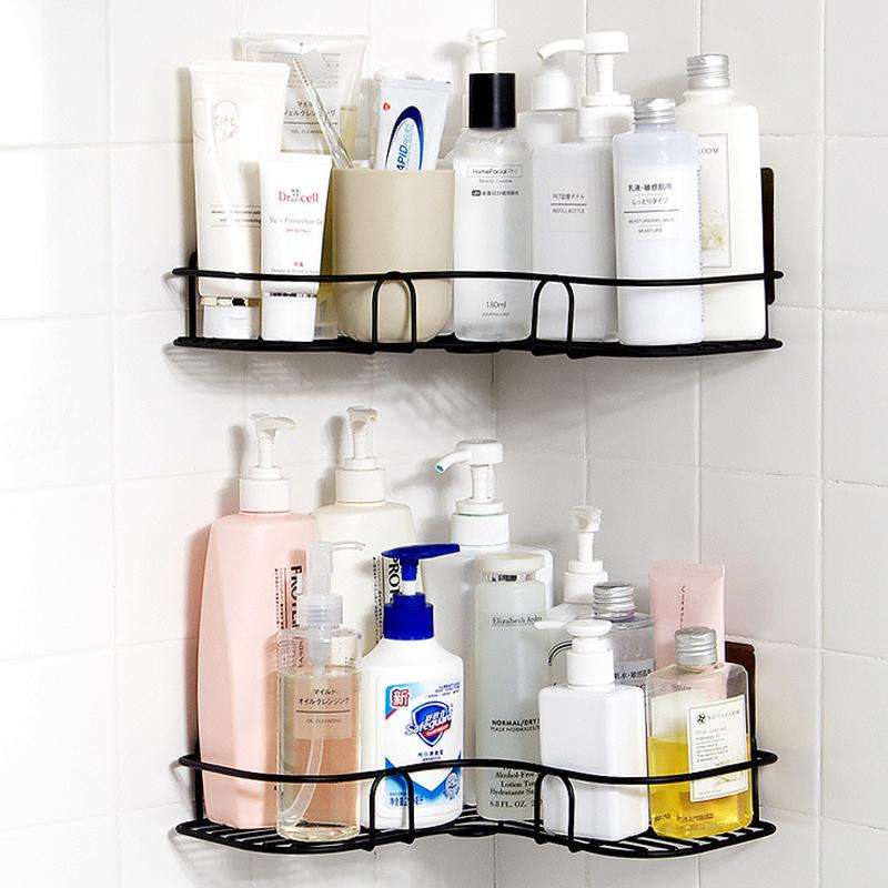 厨房卫生间洗手间三角洗漱台收纳架(非品牌)