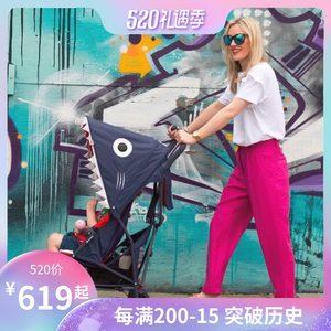 玛格罗兰maclaren宝宝婴儿手推车可坐躺0-4岁超轻便伞车折叠简易