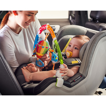 SEEC 360° imported from Korea; ISOFIX 0-5 years old revolving baby seat