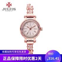 石英机芯韩版学生日韩腕表聚利时时尚手表防水女女表指针式