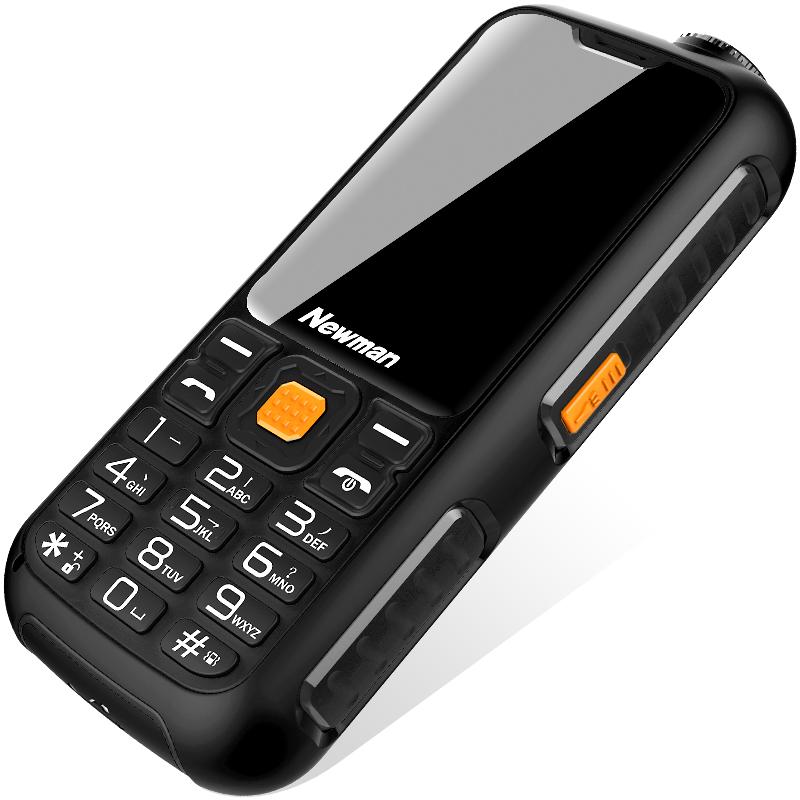 【4G全网通】纽曼 C9三防手机正品军工老人机超长待机老年手机大屏大字大声音按键备用手机适用华为手机配件
