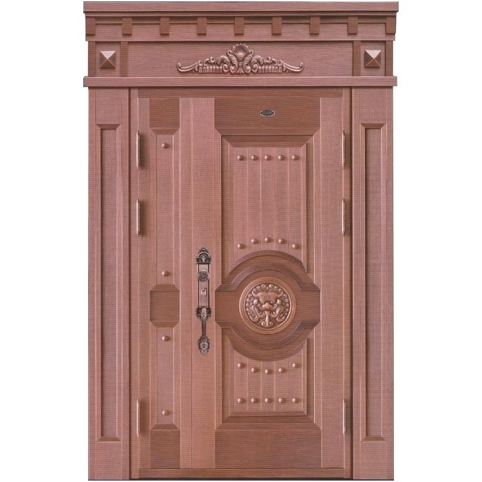 新天地门业铜门进户门防盗门钢质门不锈钢门对开门单门子母门券后9999.00元
