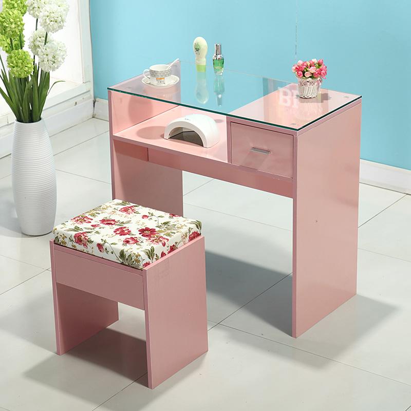 Специальное предложение гвоздь стол один двойной три простой установите корейский гвоздь столы и стулья гвоздь тайвань бесплатная доставка поверхности стекла