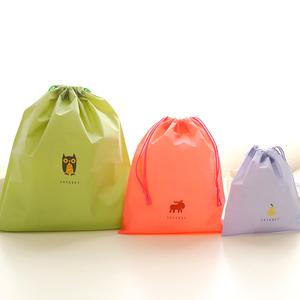 抽绳旅行内衣衣服玩具束口袋小口袋防水旅游必备收纳袋分装整理袋