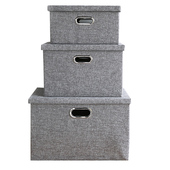Cute Foldable Wardrobe Storage Boxes