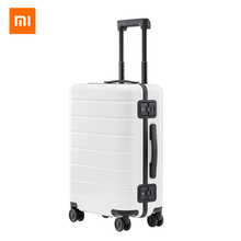 Minmi official flagship store 90-frame suitcase 20-inch pull-rod suitcase 24-inch men's and women's Cardan suitcase