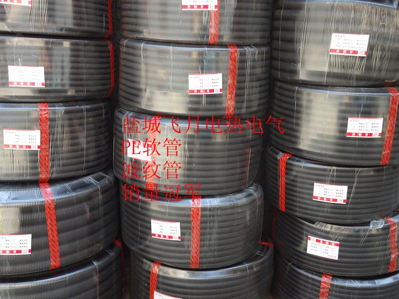 """Пластик пульсация трубка threading шланг PE шланг AD34.5 """"чжэцзян"""" грузовой большой бесплатная доставка 【 качество 】"""