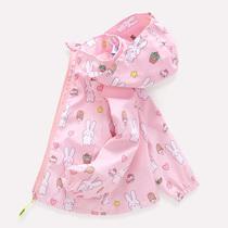 童装男女童外套户外2020新款春秋宝宝儿童冲锋衣三合一两件套潮