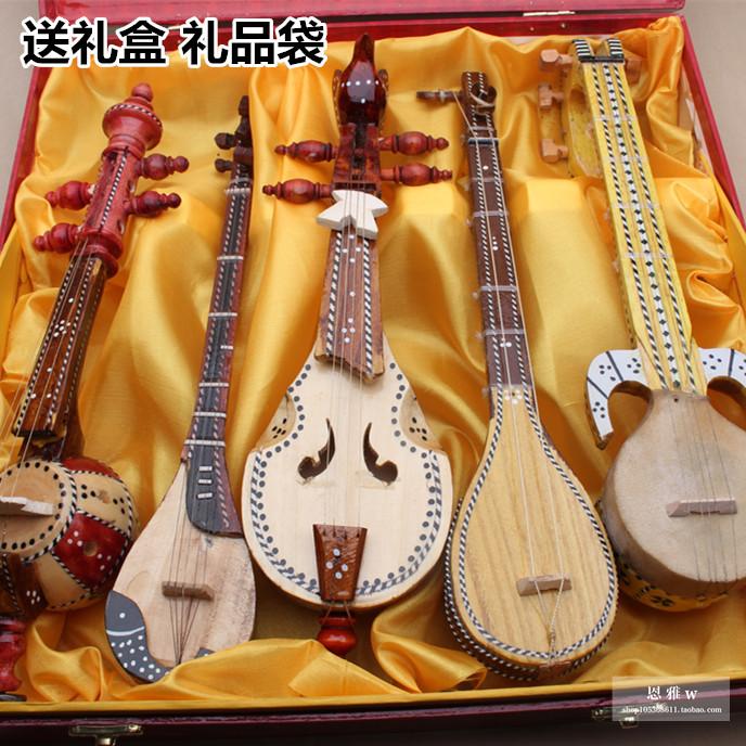 Синьцзян народ музыкальные инструменты модель 30 см пять частей размер Я ваш гонка характеристика ручной работы искусство характеристика подарок годовщина статья