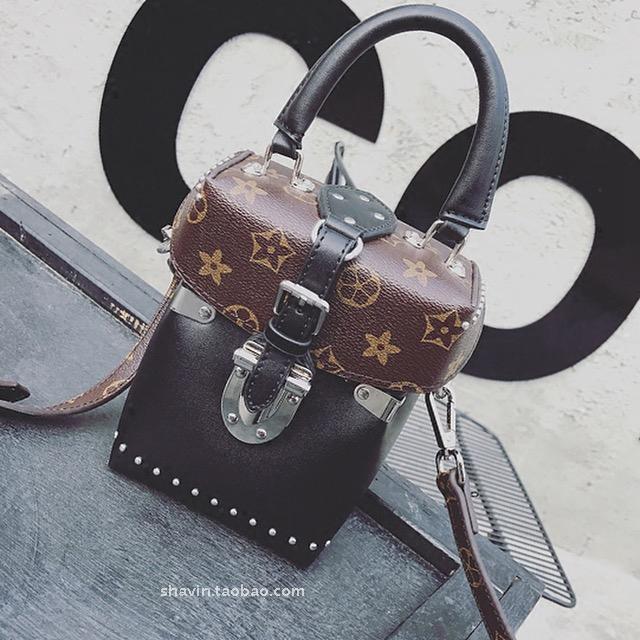 Новые оригинальные ретро коробки и старых печатных женщин сумки сумки камеры сумка messenger сумка простой джокер