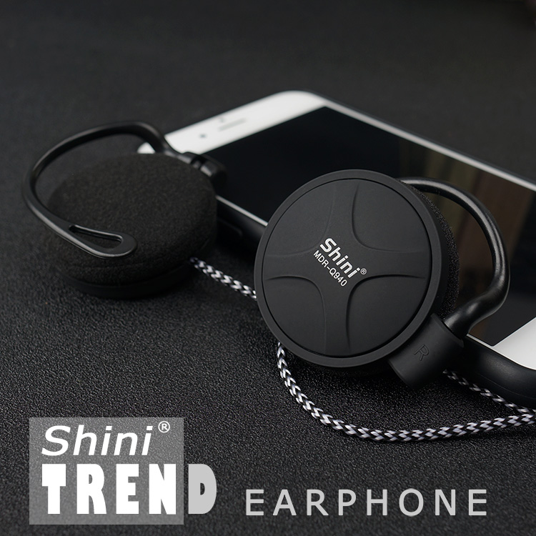 挂耳式耳机运动跑步重低音耳挂式通用电脑手机移动电话高音质耳塞