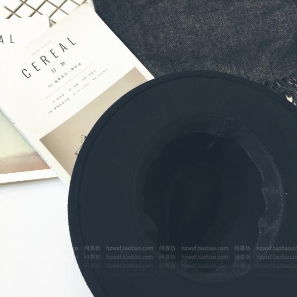 Chapeau pour homme cône en de laine - Ref 1926007 Image 5