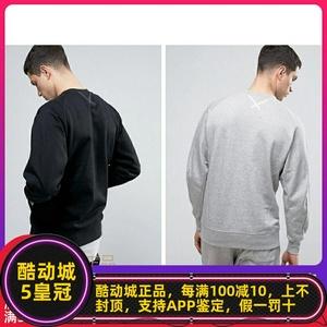 酷动城正品ADIDAS 三叶草 3M反光 套头衫卫衣 BQ3082/BQ3079