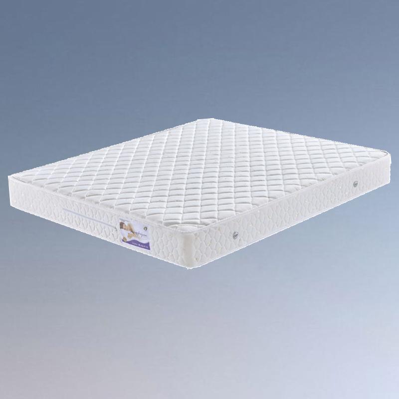 卡答独立袋装弹簧床垫天然乳胶席梦思床垫舒适透气静音1.8米床垫