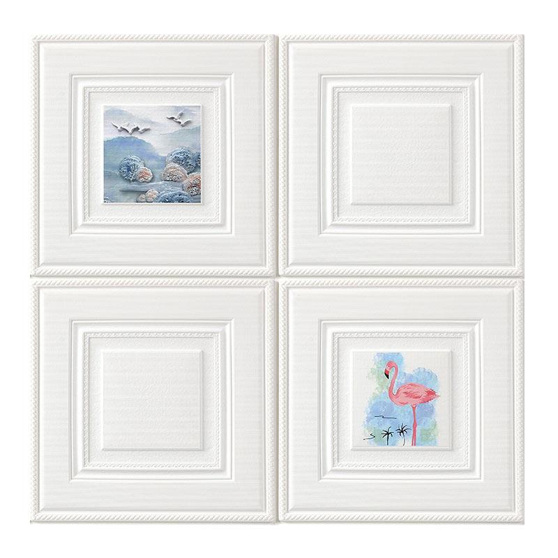 3d立体自粘北欧风格客厅电视背景墙好用吗