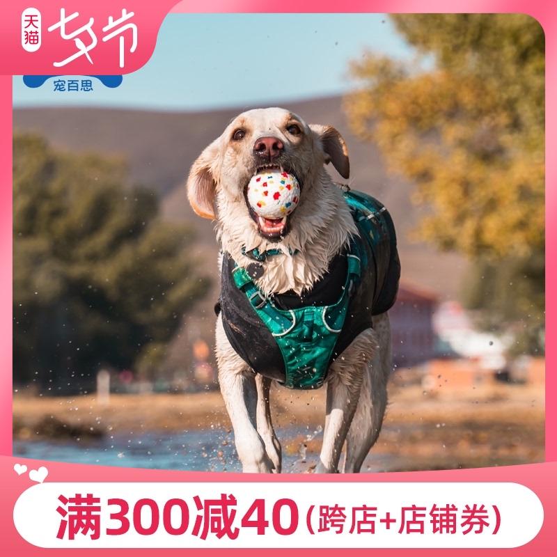 狗狗玩具球狗耐咬磨牙解闷神器中小型犬柯基比熊幼犬互动宠物用品