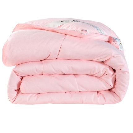 桑蚕丝双人冬季8 /10斤全棉被芯