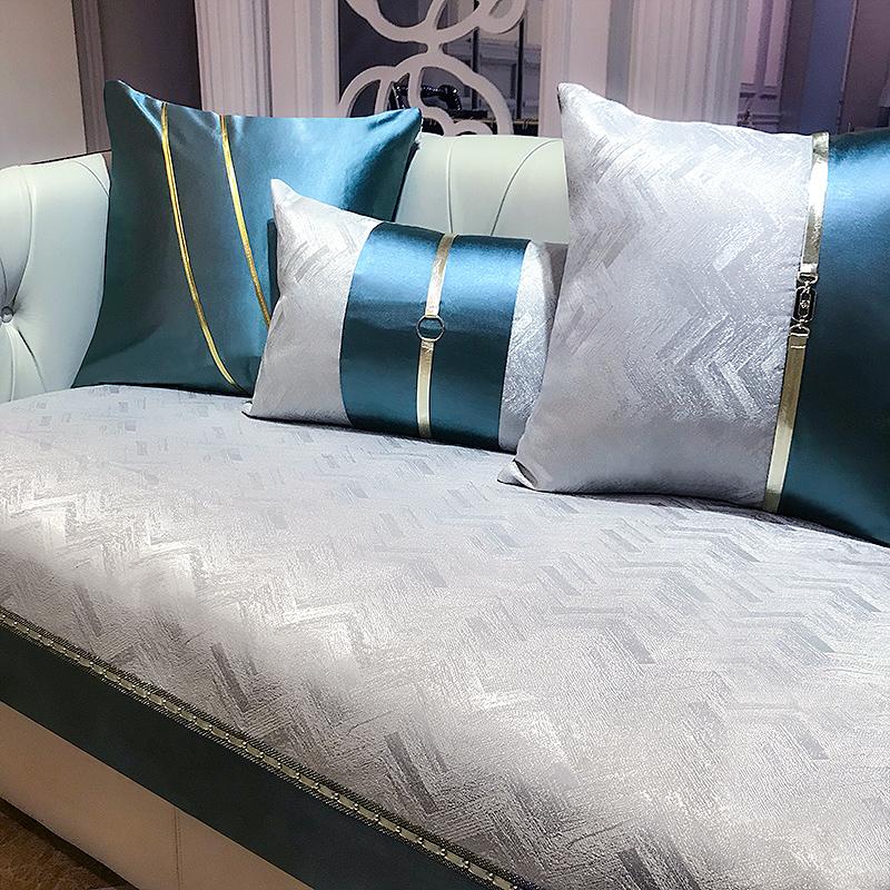 沙发垫套罩轻奢新中式防滑四季北欧使用评测