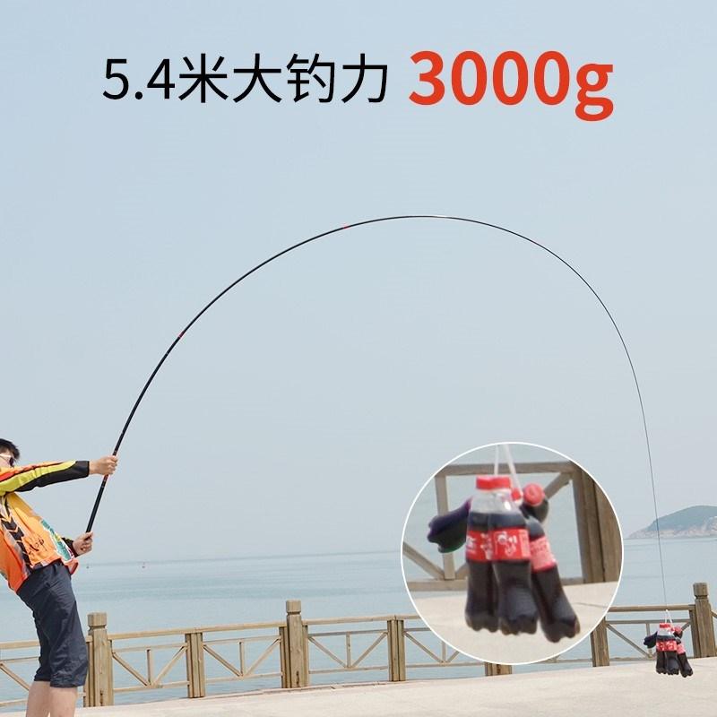 领路人全尺寸同价鱼竿手竿超轻硬碳素钓鱼竿28调台钓竿鲤鱼竿手杆