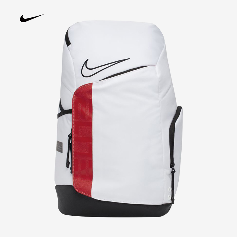 Nike Nike Elite Air Max Air Cushion Backpack Basketball Bag Large Capacity Luggage Bag Outdoor Computer Bag