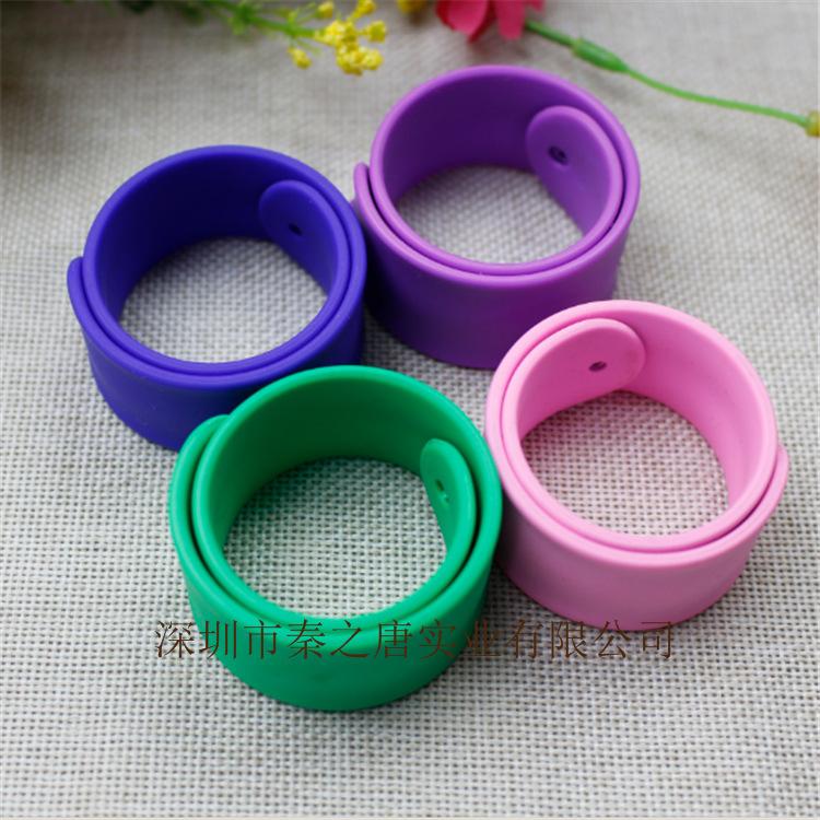 Завод сделанный на заказ сделать звездочка звездочка круг силикагель руки кольцо детей руки кольцо ремешок для часов творческий силиконовый пэт браслет подарок подарок