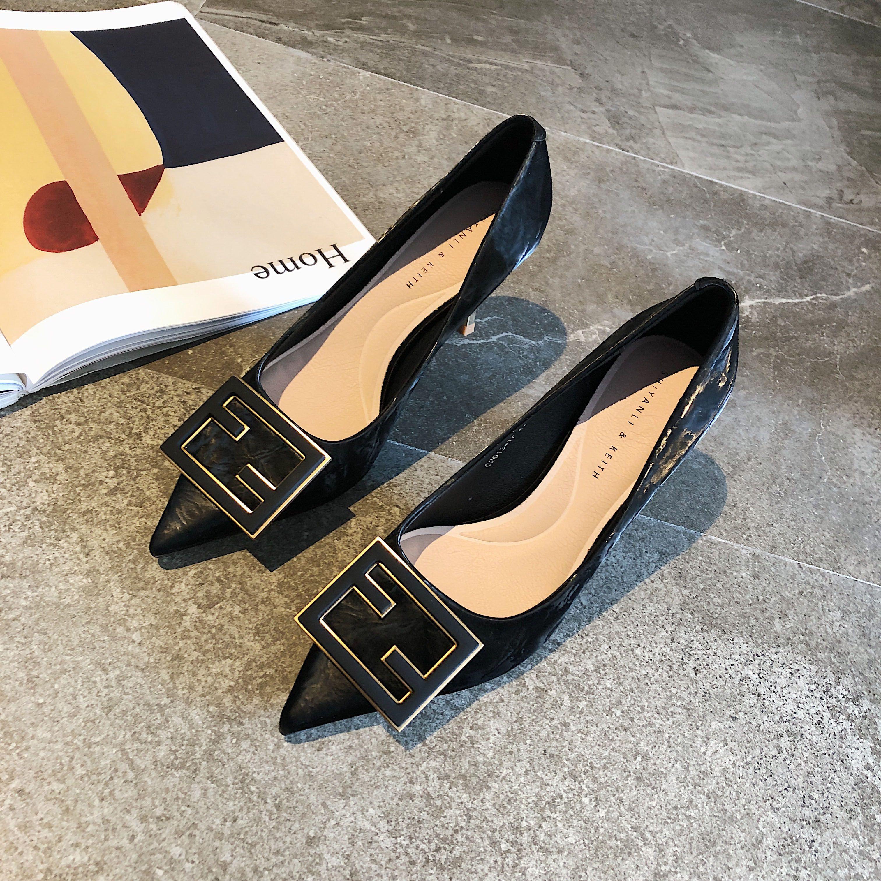 GEILIDAREN女鞋2020当季新款网红款百搭时尚女鞋 2013-17